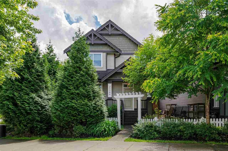 21186 80 AVENUE - Willoughby Heights House/Single Family for sale, 4 Bedrooms (R2593392)