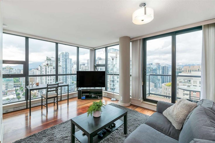 3407 909 MAINLAND STREET - Yaletown Apartment/Condo for sale, 2 Bedrooms (R2593394)