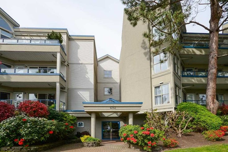 110 4753 W RIVER ROAD - Ladner Elementary Apartment/Condo for sale, 2 Bedrooms (R2593411)