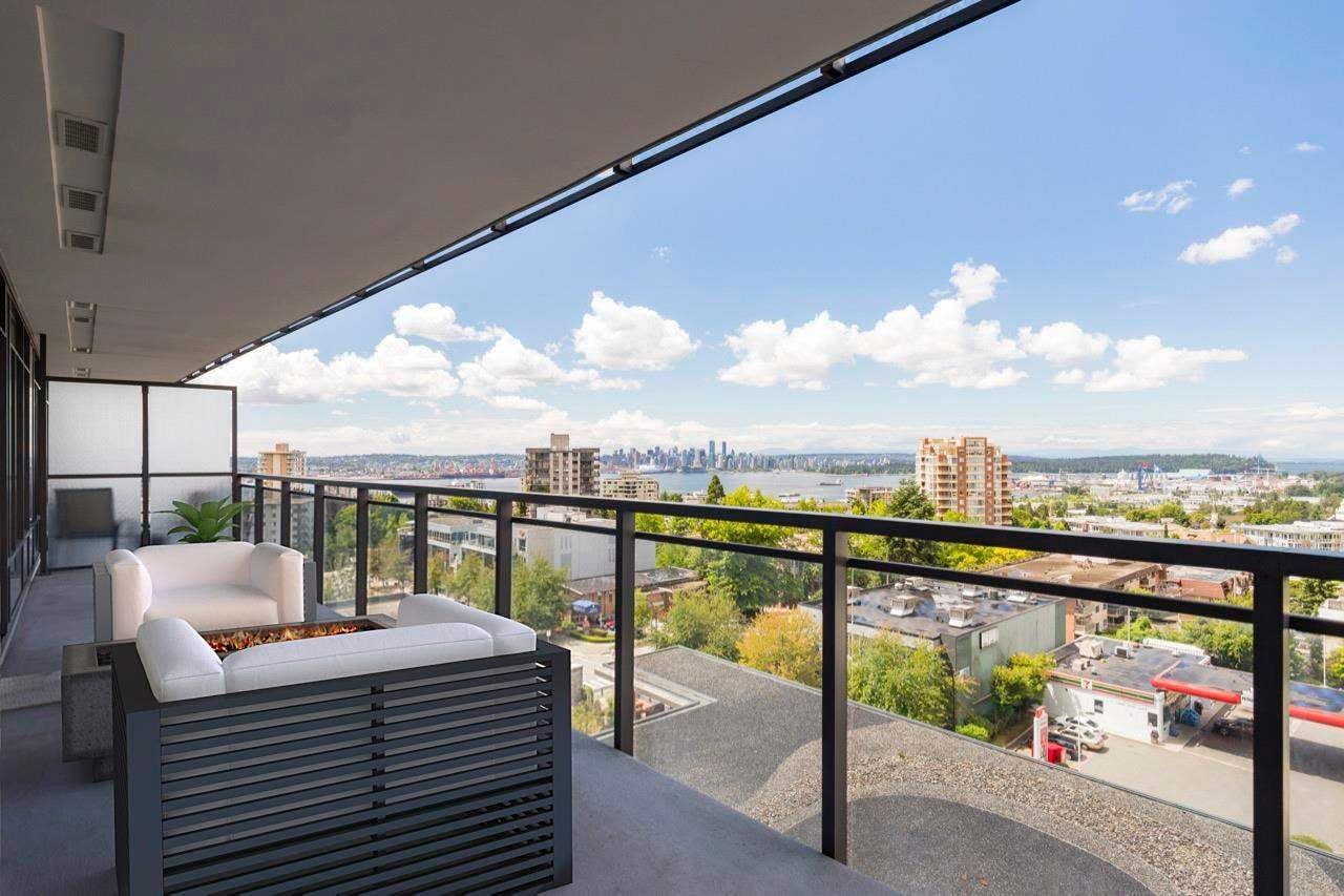 804 111 E 13TH STREET - Central Lonsdale Apartment/Condo for sale, 2 Bedrooms (R2593421)