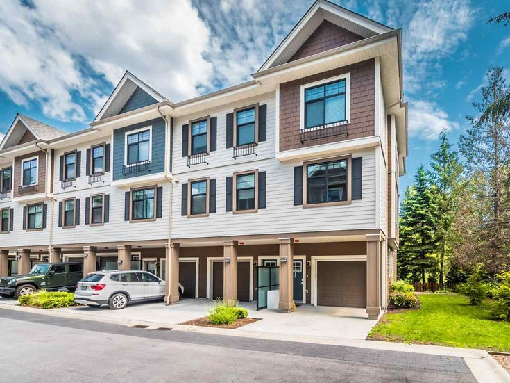 1 1818 HARBOUR STREET - Citadel PQ Townhouse for sale, 3 Bedrooms (R2593423)