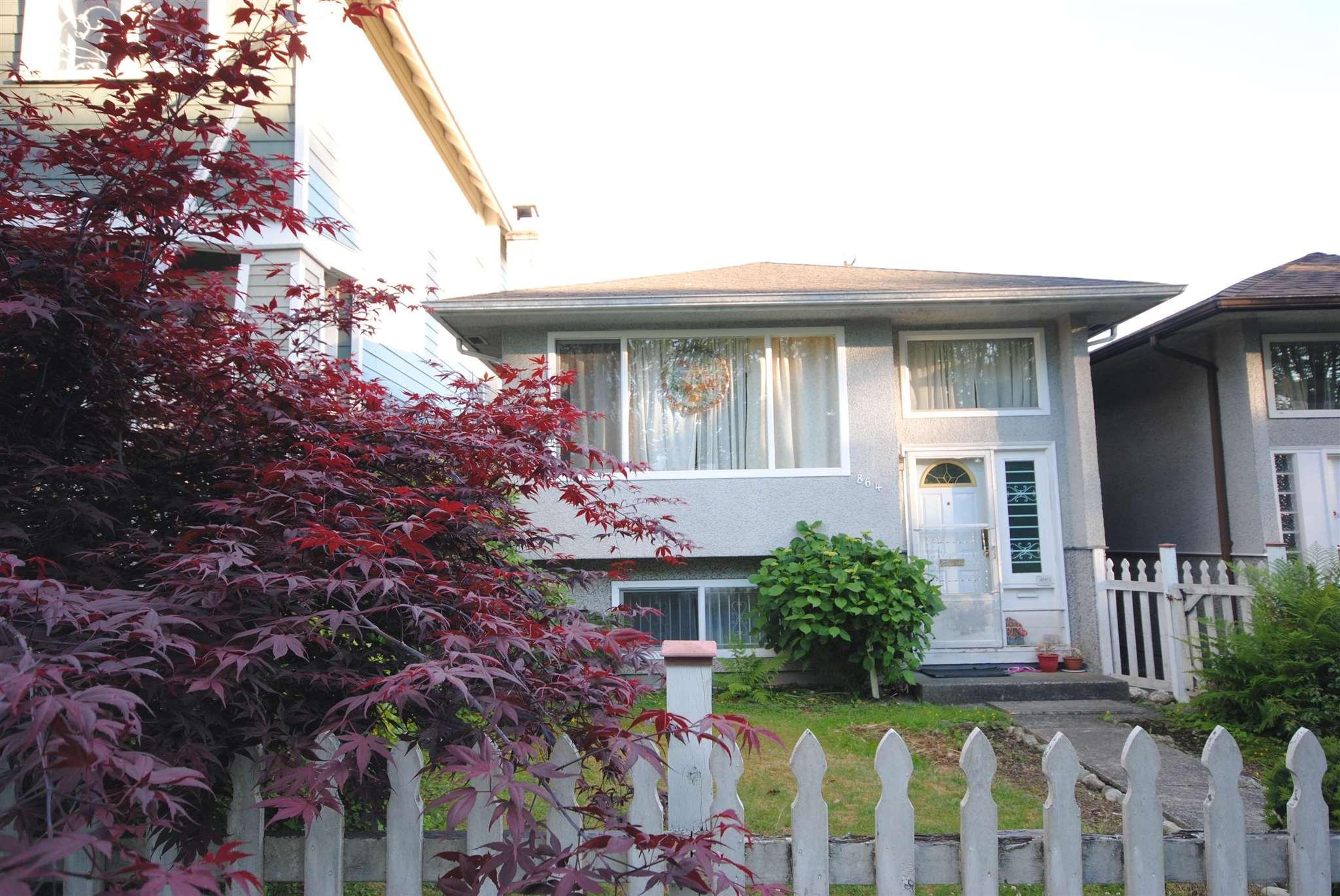 864 E 33RD AVENUE - Fraser VE House/Single Family for sale, 4 Bedrooms (R2593426) - #1