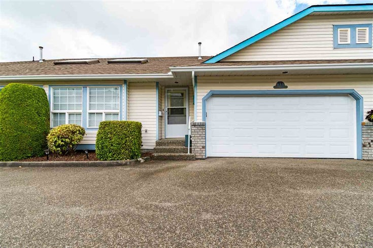 11 45175 WELLS ROAD - Sardis West Vedder Rd Townhouse for sale, 2 Bedrooms (R2593439)
