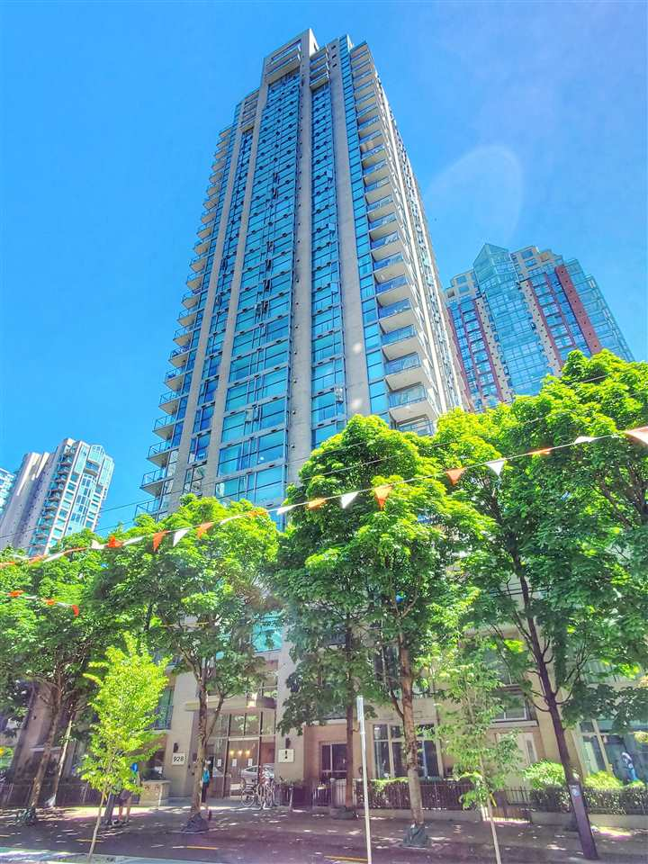 2205 928 RICHARDS STREET - Yaletown Apartment/Condo for sale, 2 Bedrooms (R2593448)