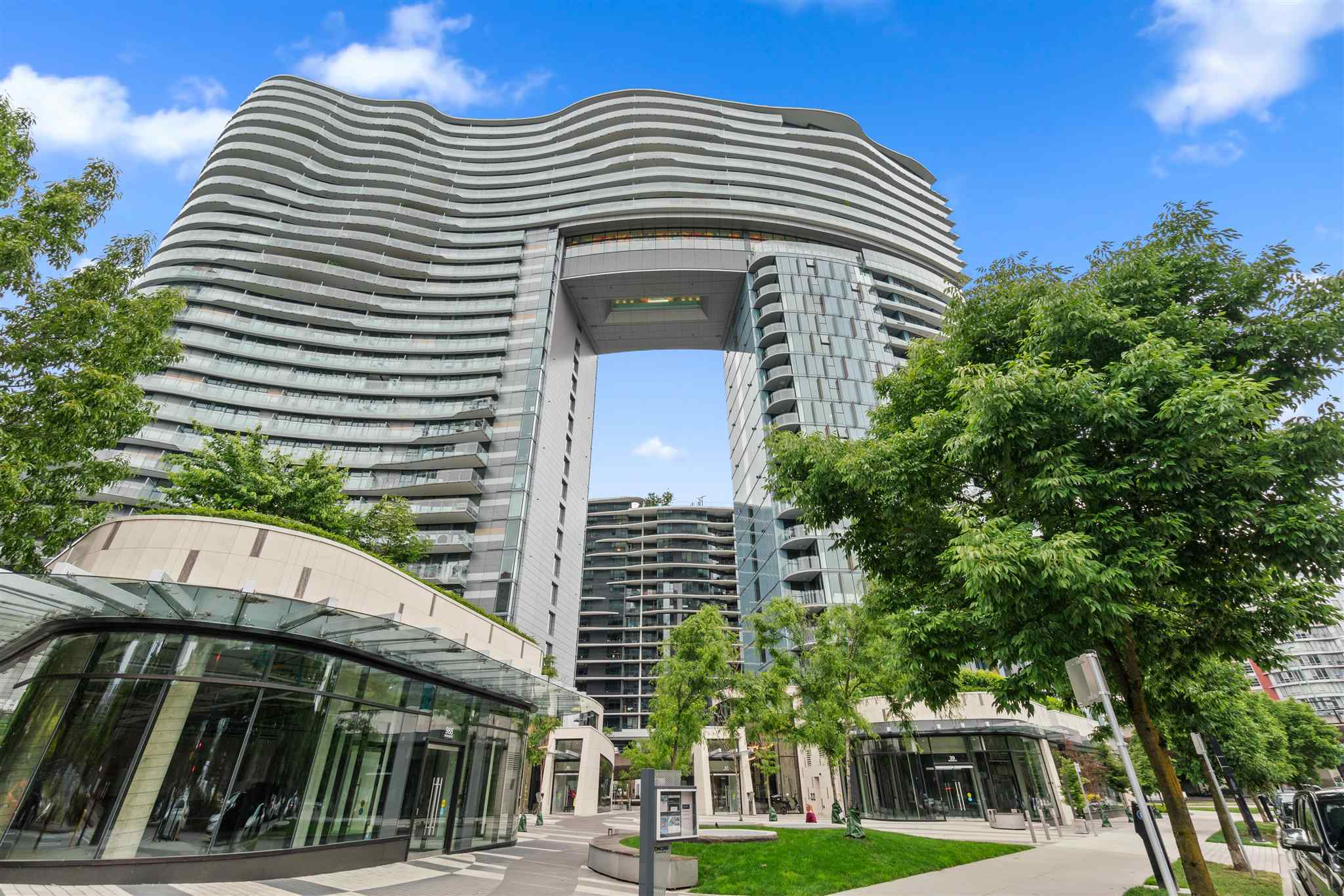 202 89 NELSON STREET - Yaletown Apartment/Condo for sale, 1 Bedroom (R2593457) - #1