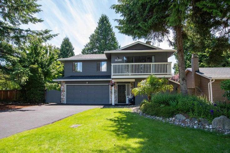 14360 18 AVENUE - Sunnyside Park Surrey House/Single Family for sale, 4 Bedrooms (R2593480)