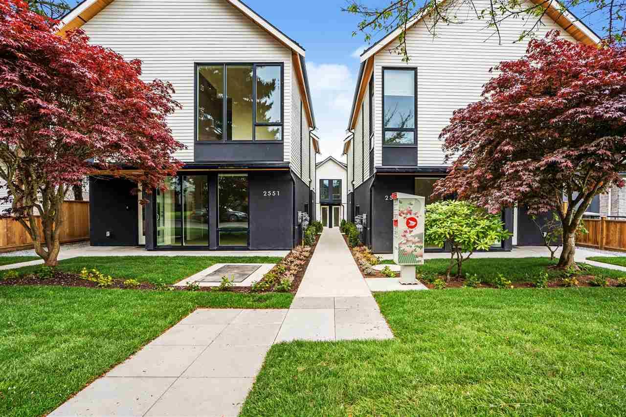 2559 E 40TH AVENUE - Collingwood VE Townhouse for sale, 3 Bedrooms (R2593503) - #1