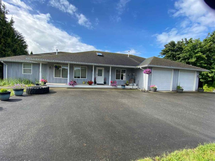 7552 LICKMAN ROAD - Greendale Chilliwack House with Acreage for sale, 5 Bedrooms (R2593510)