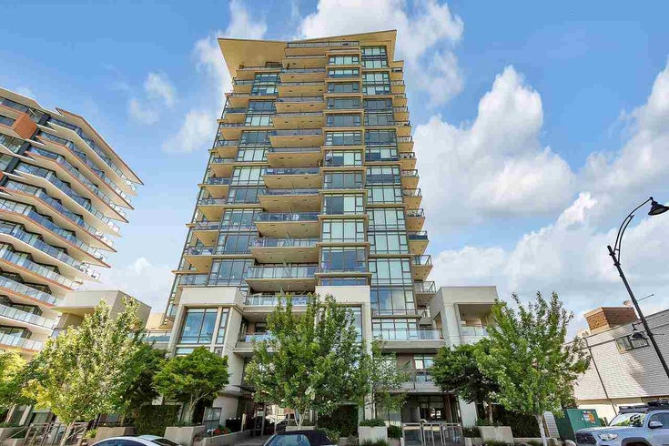 607 1455 GEORGE STREET - White Rock Apartment/Condo for sale, 1 Bedroom (R2593516)