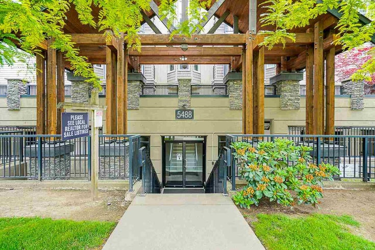 305 5488 198 STREET - Langley City Apartment/Condo for sale, 2 Bedrooms (R2593530)