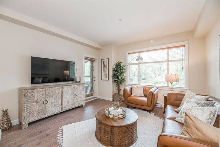 607 20290 86 AVENUE - Willoughby Heights Apartment/Condo for sale, 2 Bedrooms (R2593587)