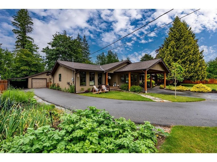 24107 52A AVENUE - Salmon River House with Acreage for sale, 4 Bedrooms (R2593609)