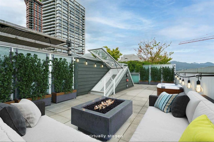 PH609 53 W HASTINGS STREET - Downtown VW Apartment/Condo for sale, 2 Bedrooms (R2593630)