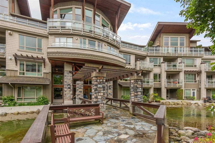 321 530 RAVENWOODS DRIVE - Roche Point Apartment/Condo for sale, 1 Bedroom (R2593632)