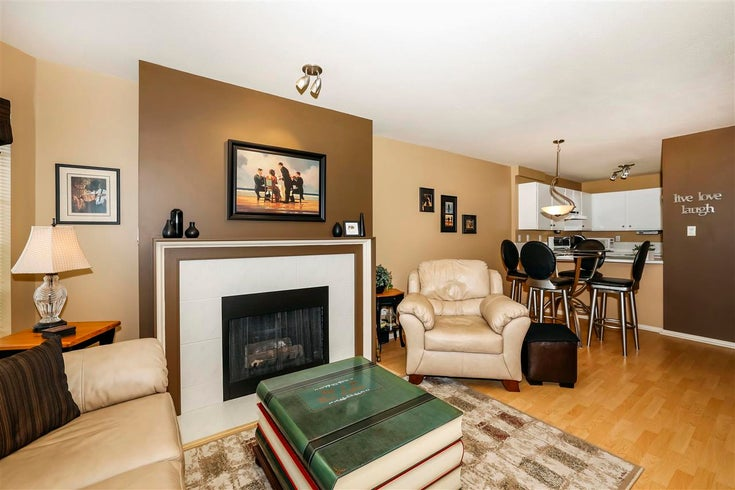 101 1369 GEORGE STREET - White Rock Apartment/Condo for sale, 1 Bedroom (R2593633)
