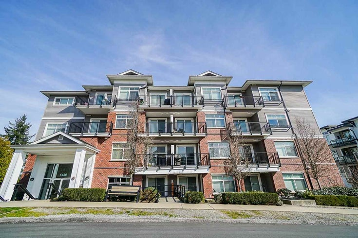 101 6480 195A STREET - Clayton Apartment/Condo for sale, 2 Bedrooms (R2593641)