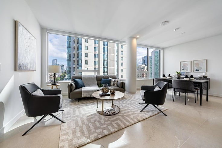 1405 885 CAMBIE STREET - Downtown VW Apartment/Condo for sale, 2 Bedrooms (R2593667)