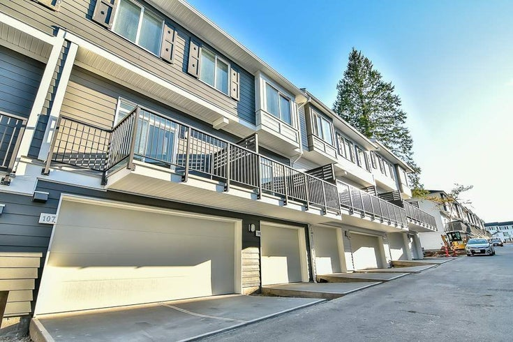 107 8130 136A STREET - Bear Creek Green Timbers Townhouse for sale, 4 Bedrooms (R2593713)