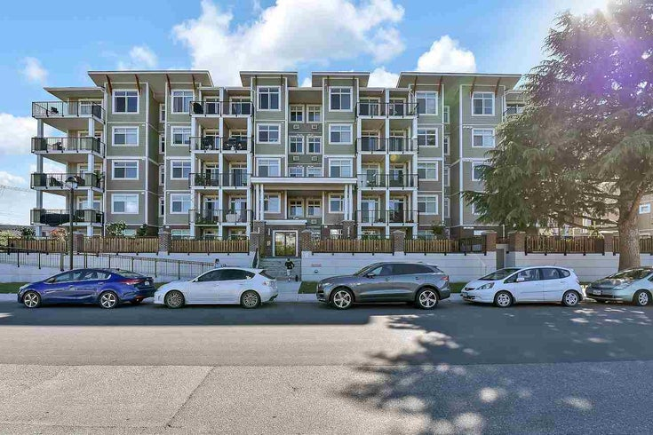 301 20696 EASTLEIGH CRESCENT - Langley City Apartment/Condo for sale, 2 Bedrooms (R2593722)