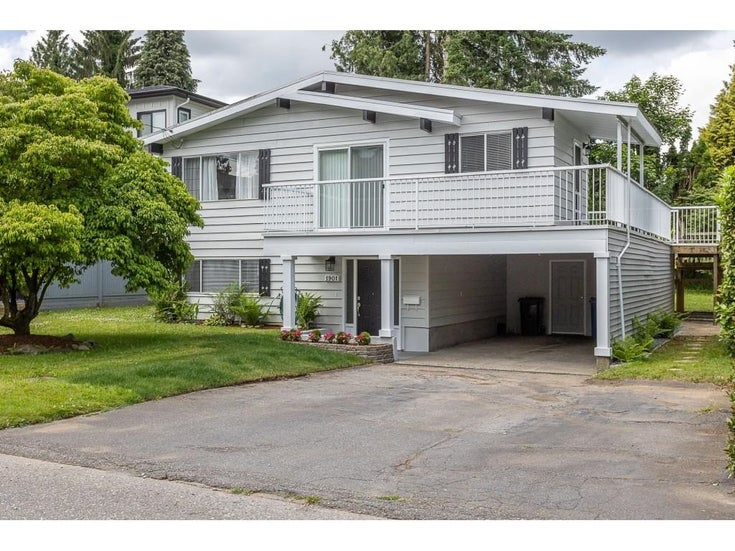 1901 EAGLE STREET - Central Abbotsford House/Single Family for sale, 4 Bedrooms (R2593731)