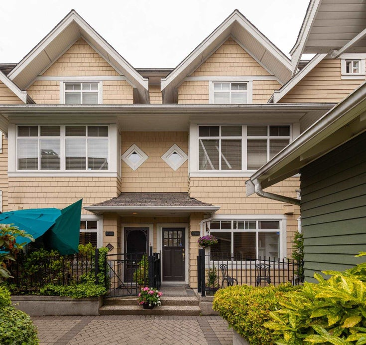 5418 LARCH STREET - Kerrisdale Townhouse for sale, 1 Bedroom (R2593766)