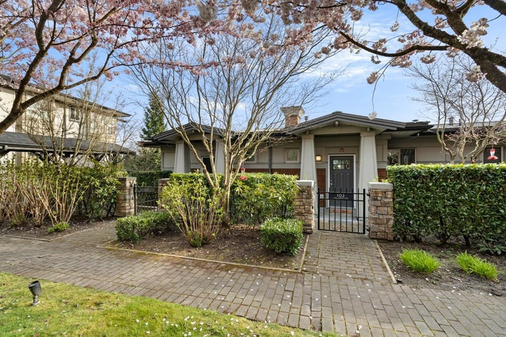 102 1322 GENEST WAY - Westwood Plateau Townhouse for sale, 2 Bedrooms (R2593771)