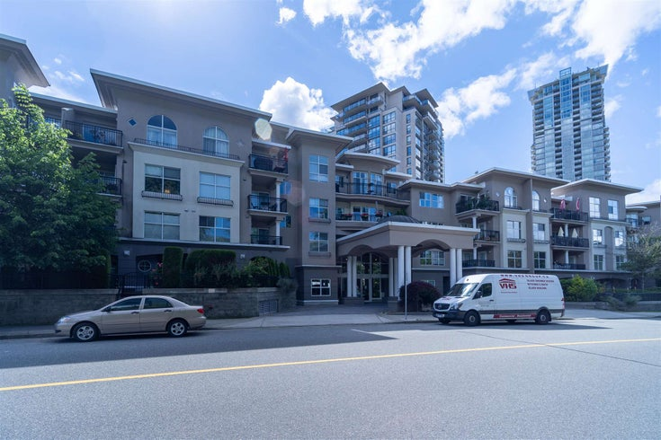 306 1185 PACIFIC STREET - North Coquitlam Apartment/Condo for sale, 1 Bedroom (R2593777)