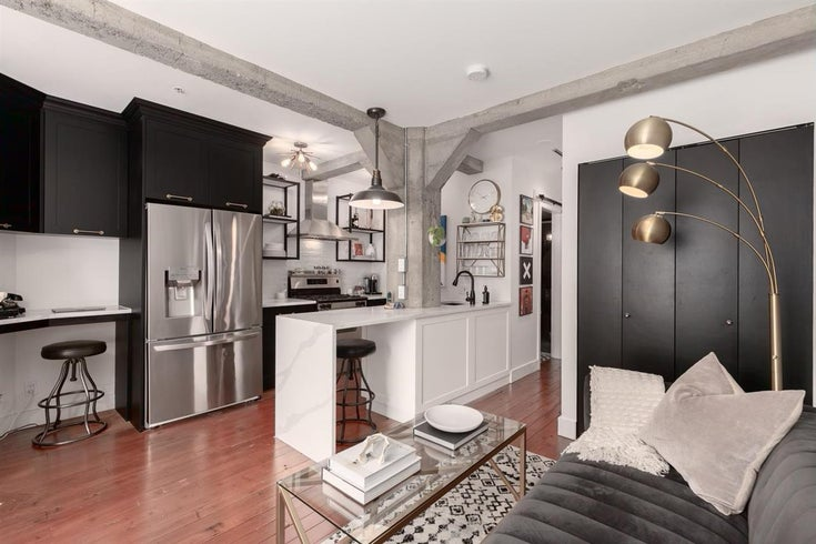 412 1216 HOMER STREET - Yaletown Apartment/Condo for sale(R2593781)