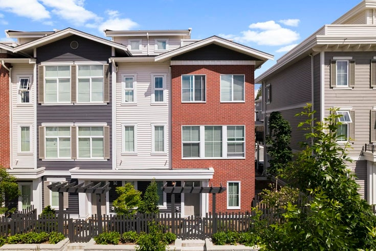 63 8371 202B STREET - Willoughby Heights Townhouse for sale, 4 Bedrooms (R2593784)