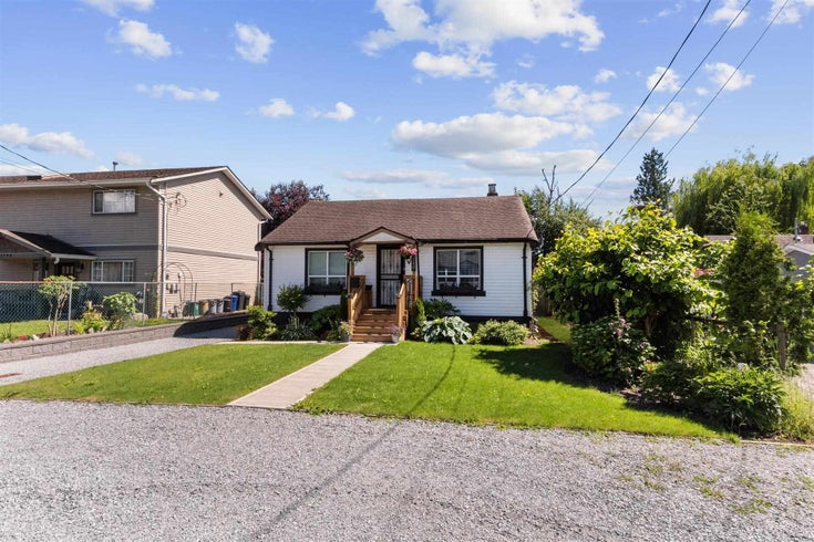 33590 8 AVENUE - Mission BC House/Single Family for sale, 2 Bedrooms (R2593789)