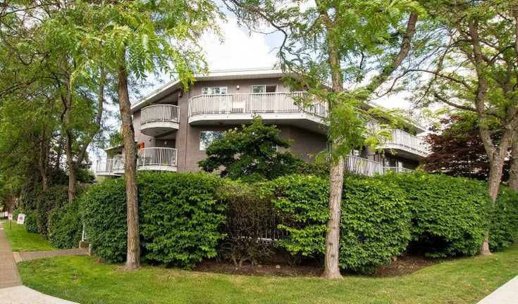 308 2023 FRANKLIN STREET - Hastings Apartment/Condo for sale, 1 Bedroom (R2593790)