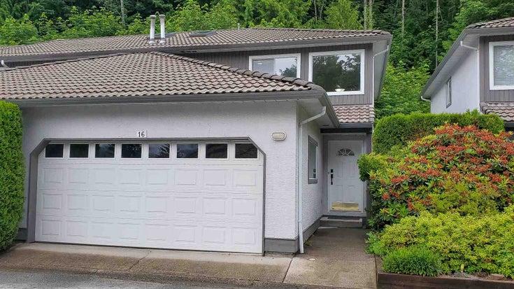16 2401 MAMQUAM ROAD - Garibaldi Highlands Townhouse for sale, 3 Bedrooms (R2593803)