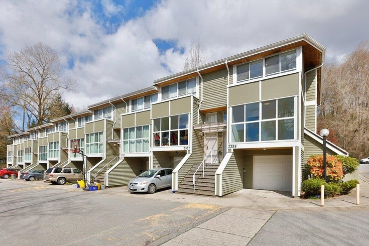 3359 FIELDSTONE AVENUE - Champlain Heights Townhouse for sale, 3 Bedrooms (R2593823)