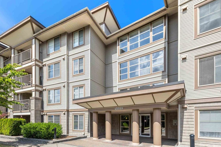 314 45559 YALE ROAD - Chilliwack W Young-Well Apartment/Condo for sale, 1 Bedroom (R2593839)