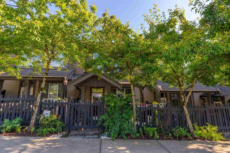 108 1480 SOUTHVIEW STREET - Burke Mountain Townhouse for sale, 3 Bedrooms (R2593841)