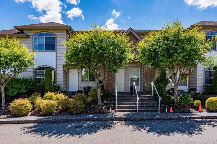 8 3110 TRAFALGAR STREET - Central Abbotsford Townhouse for sale, 2 Bedrooms (R2593865)