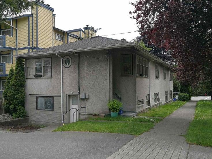 8594-6 FREMLIN STREET - Marpole Triplex for sale, 6 Bedrooms (R2593872)