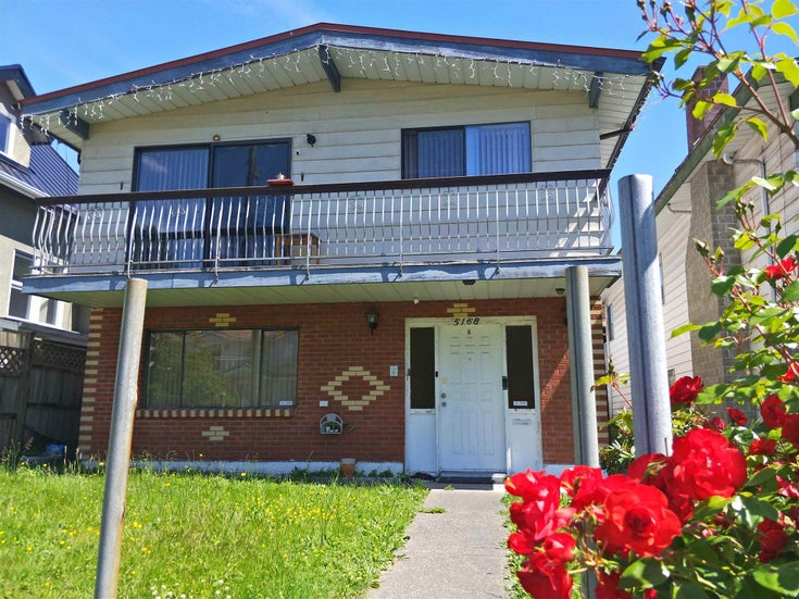 5168 HOY STREET - Collingwood VE House/Single Family for sale, 4 Bedrooms (R2593883)