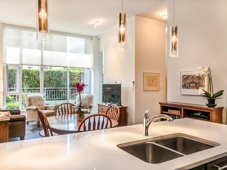 TH5 619 FIFTH AVENUE - Uptown NW Townhouse for sale, 2 Bedrooms (R2593947)