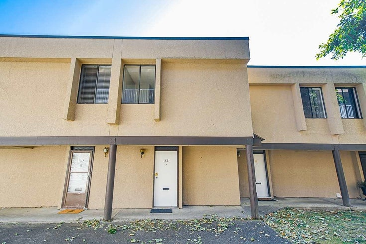 82 17714 60 AVENUE - Cloverdale BC Townhouse for sale, 2 Bedrooms (R2593960)