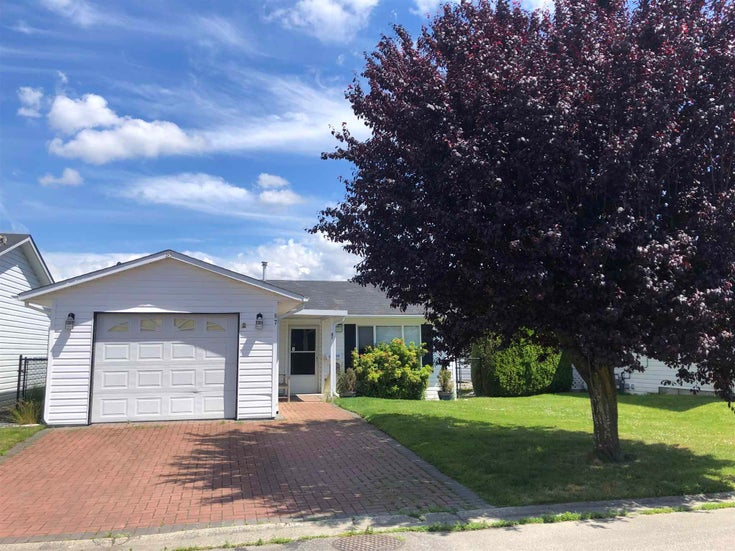 87 45918 KNIGHT ROAD - Sardis East Vedder Rd House/Single Family for sale, 2 Bedrooms (R2594008)