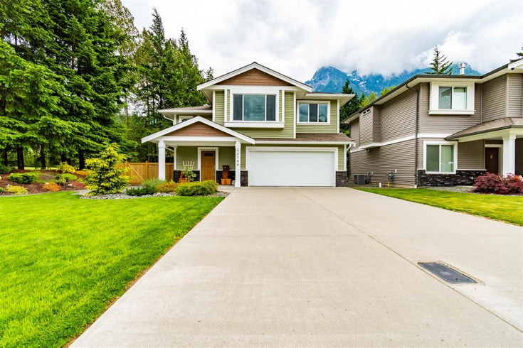 65744 VALLEY VIEW PLACE - Hope Kawkawa Lake House/Single Family for sale, 3 Bedrooms (R2594069)