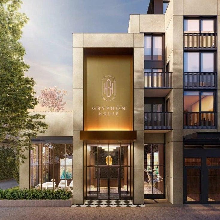 317 2105 W 46 AVENUE - Kerrisdale Apartment/Condo for sale, 2 Bedrooms (R2594097)