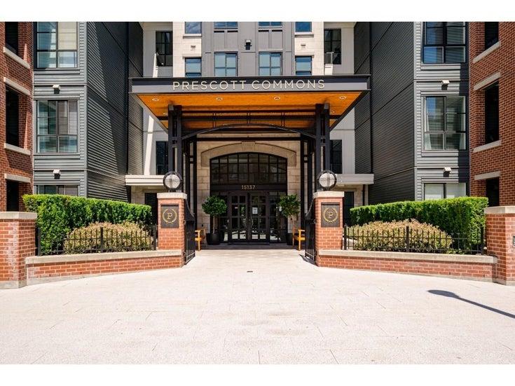 308 15137 33 AVENUE - Morgan Creek Apartment/Condo for sale, 2 Bedrooms (R2594106)