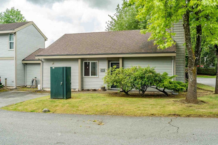 6204 W GREENSIDE DRIVE - Cloverdale BC Townhouse for sale, 2 Bedrooms (R2594110)