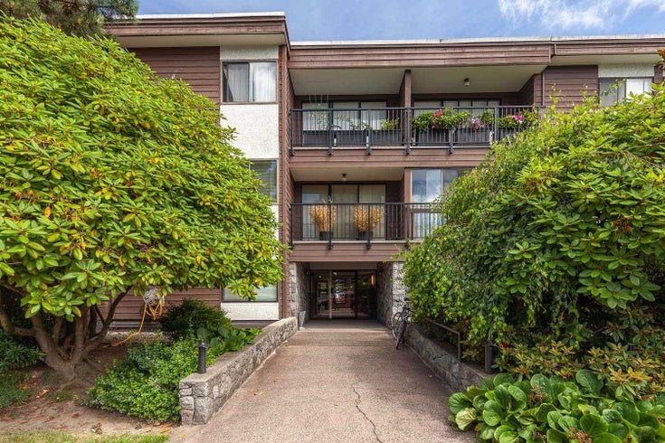 102 3787 W 4TH AVENUE - Point Grey Apartment/Condo for sale, 1 Bedroom (R2594151)