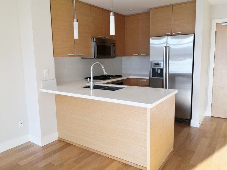 302 2020 ALMA STREET - Kitsilano Apartment/Condo for sale, 1 Bedroom (R2594154)