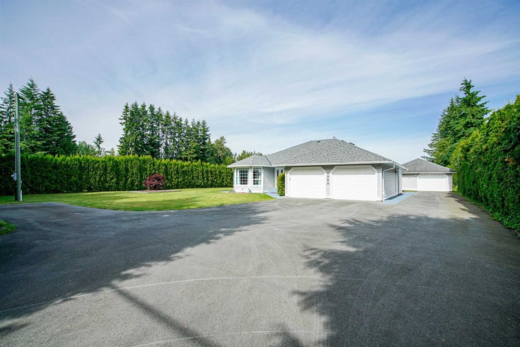 4980 236 STREET - Salmon River House with Acreage for sale, 5 Bedrooms (R2594164)