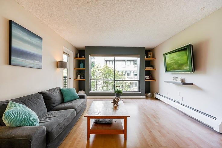 315 1955 WOODWAY PLACE - Brentwood Park Apartment/Condo for sale, 2 Bedrooms (R2594165)