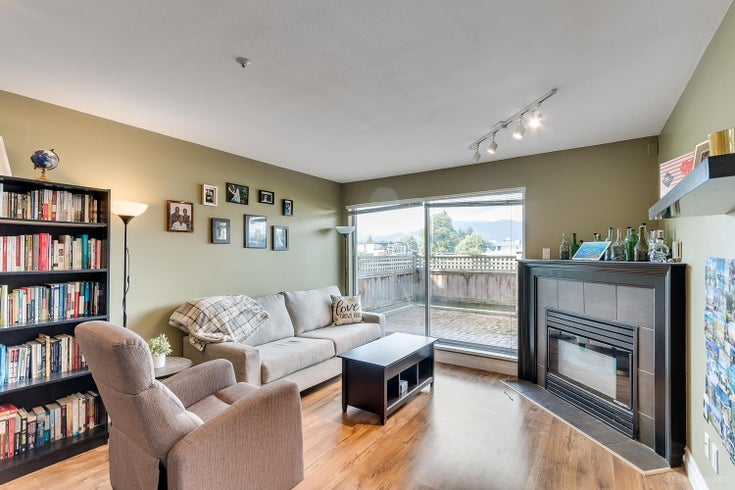105 2285 PITT RIVER ROAD - Central Pt Coquitlam Apartment/Condo for sale, 2 Bedrooms (R2594206)